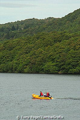 Lake District cruise on Lake Windermere [The Lake District - England]