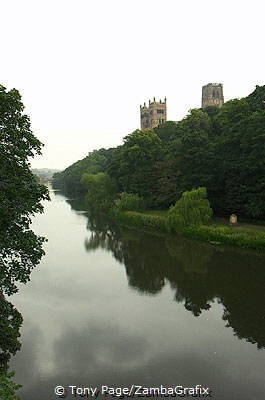 Along the river [Durham - England]