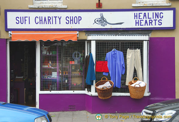 Sufi Charity Shop