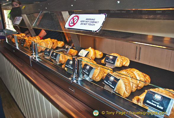 Proper Cornish Pasties near the Market Cross