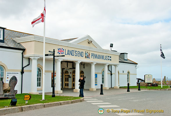 Land's End Centre