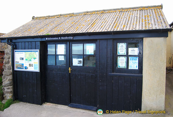 The Lizard Information Centre
