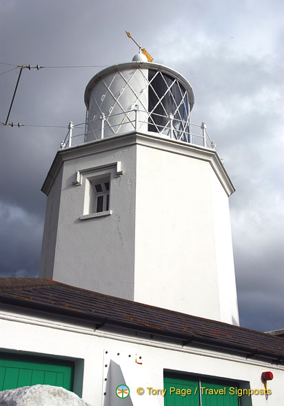 Lizard Lighthouse tower
