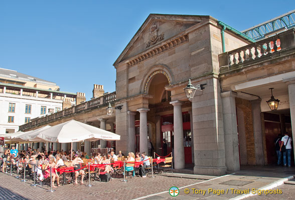 Covent Garden restaurants