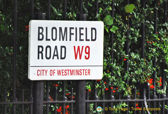 Blomfield Road