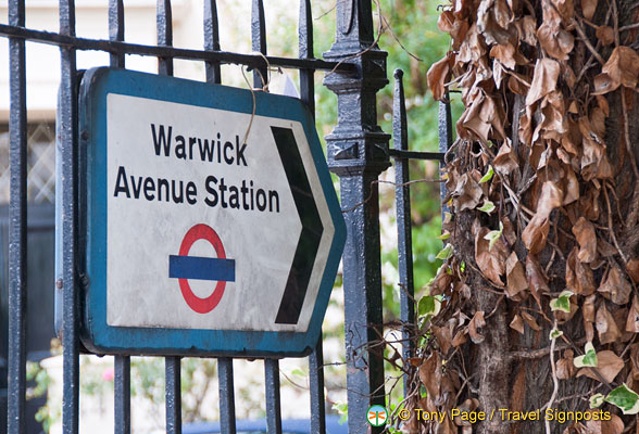 Warwick Avenue Station