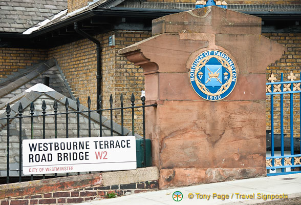 Westbourne Terrace Road Bridge