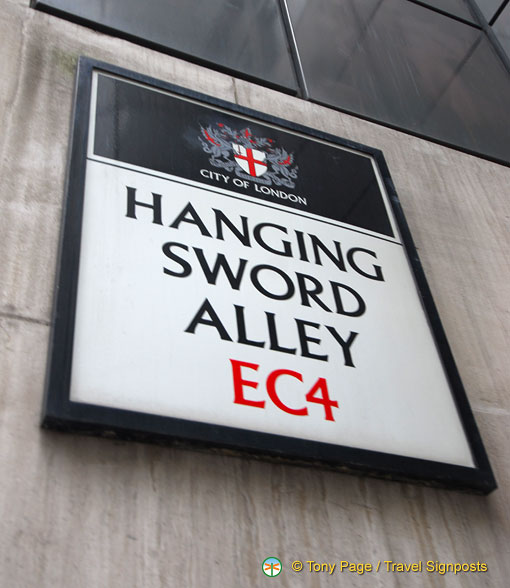Hanging Sword Alley