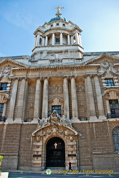Old Bailey - the central criminal court