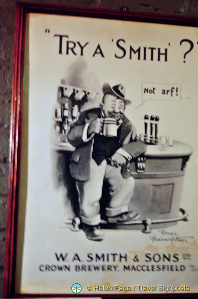 Smith beer ad