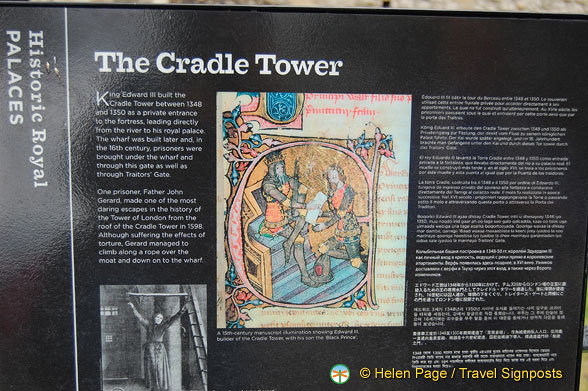 About the Cradle Tower