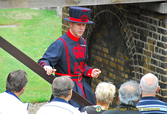 Tower of London Yeoman