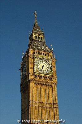 Big Ben (St Stephen's Tower)