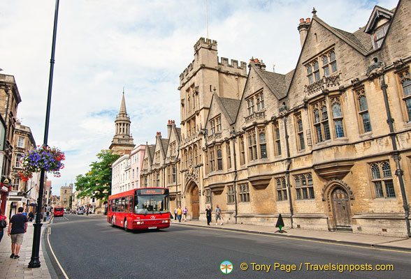 High Street, Oxford