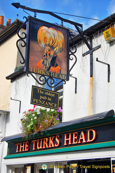 The Turks Head