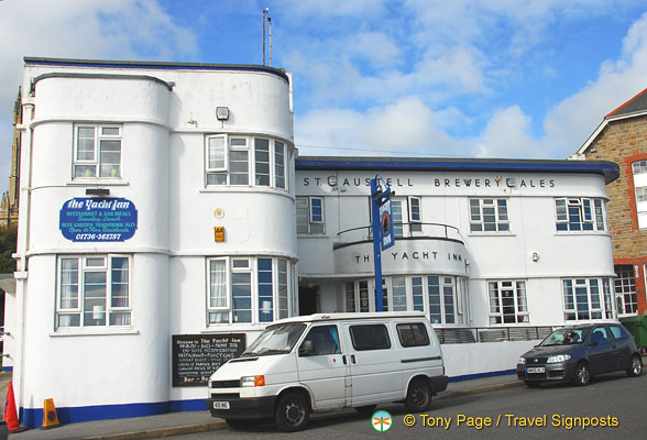 The Yacht Inn on the Promenade