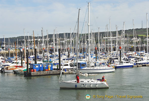 Sutton Harbour Marina