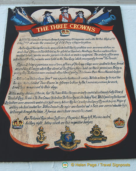 About The Three Crowns