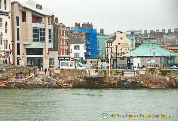 Plymouth waterfront