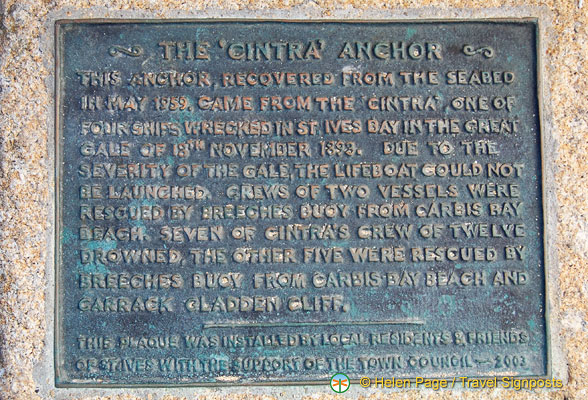 About the Cintra Anchor