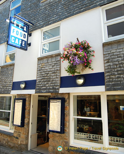 Seafood Cafe on Fore Street
