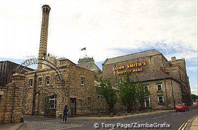John Smith's Brewery - Tadcaster [Yorkshire - England]