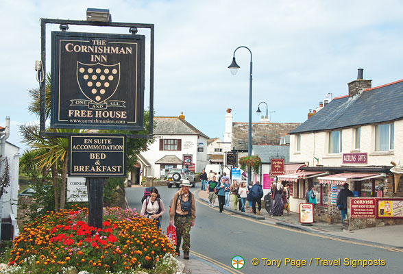 The Cornishman Inn