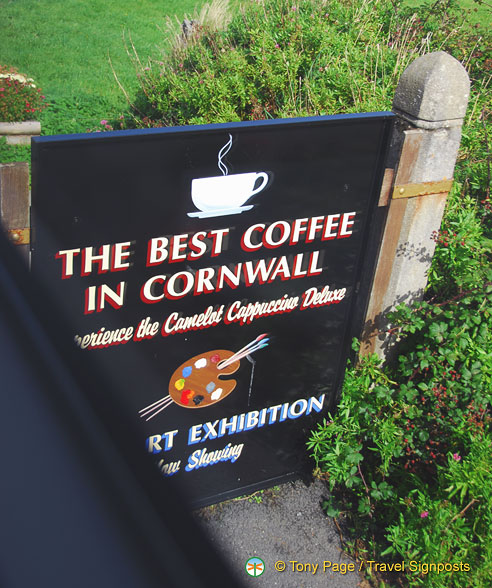 The Best coffee in Cornwall - believe it, believe it not