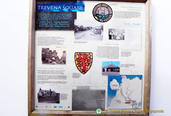 About Trevena Square