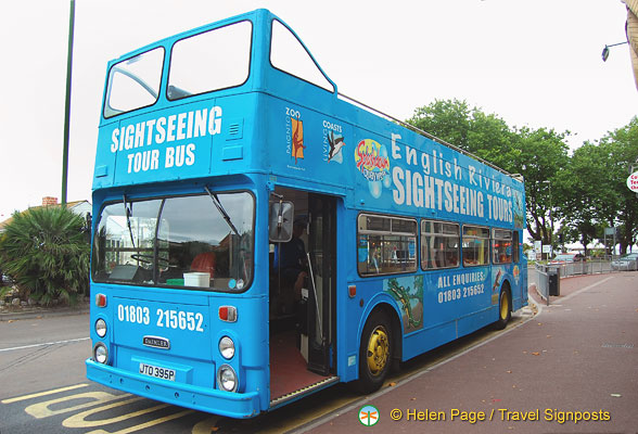 The English Riviera Sightseeing tour