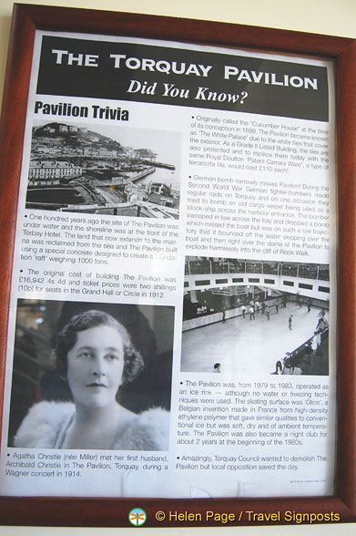 About the Pavillion