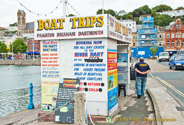 You can book your boat trips here