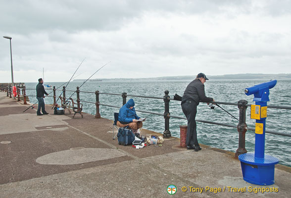 Fishing in Torquay