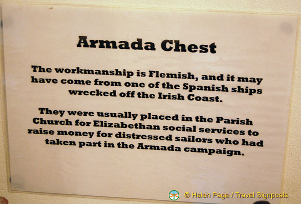 About the Armada Chest