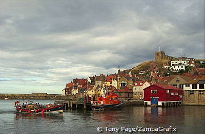 Whitby - Yorkshire Coast - England