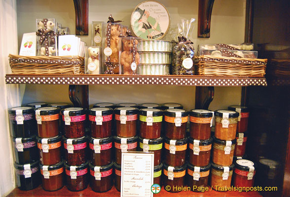 Preserves and conserves at Bettys