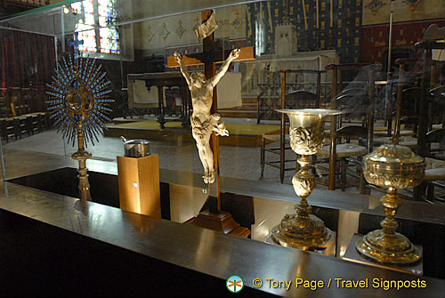 Some treasures in the Hospices de Beaune