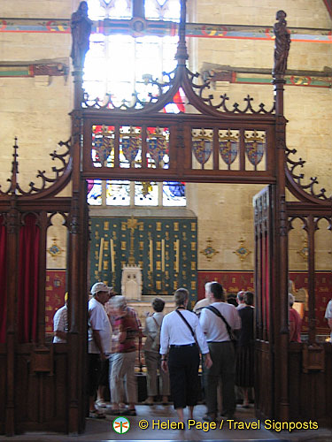 Touring the Hospices de Beaune