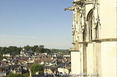 Chateau Amboise - Loire Valley - Chateaux Country - France