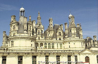 Chateau Chambord [Chateaux Country - Loire - France]