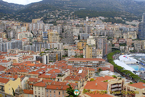 Nice, France and Monaco