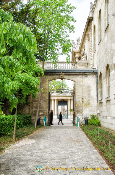 Archives Nationales complex