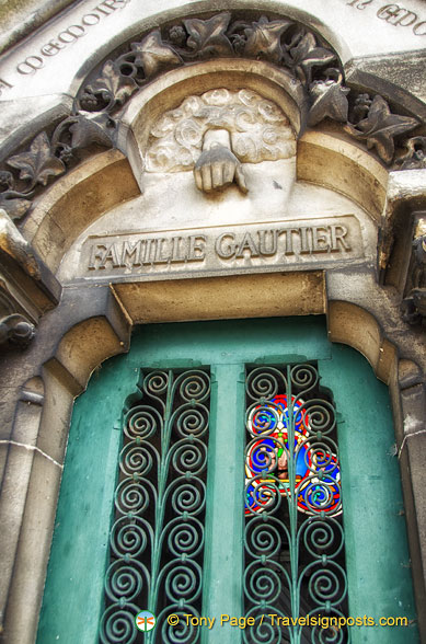 Tomb of Gautier family