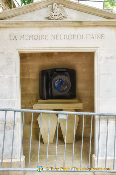 Le Memoire Necropolitaine