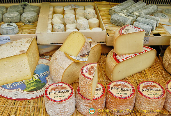P'tit Basque and other goat and sheep-milk cheeses
