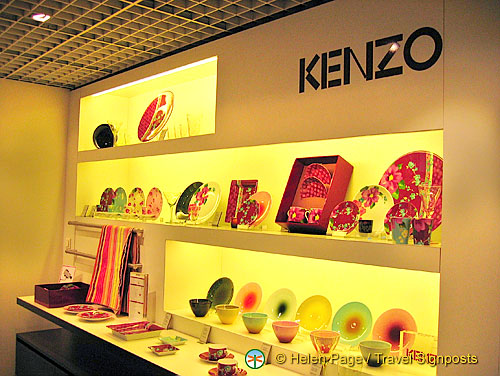 Kenzo at Printemps