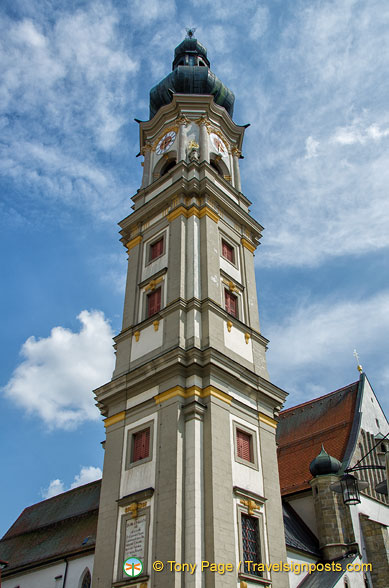 Tower of Grabkirche