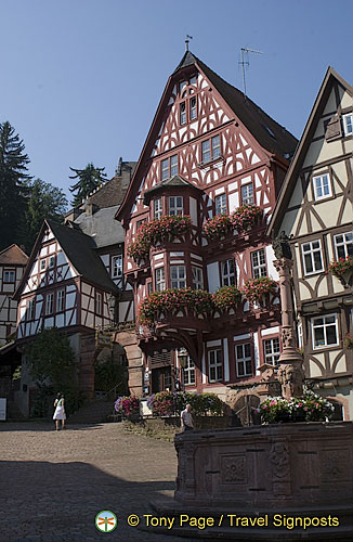 A highlight of any visit to Miltenberg is its Old Market Square