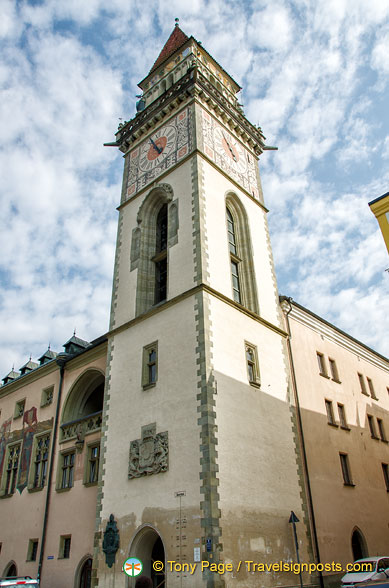 Passau Town Hall Tower