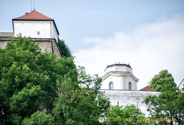 Tower of Vest Oberhaus